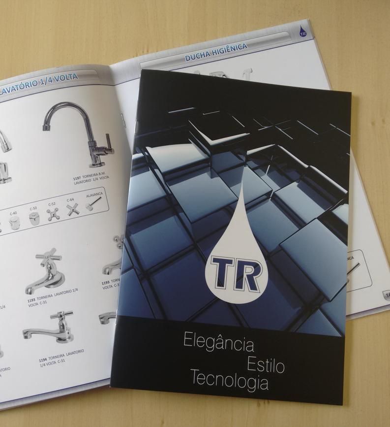 Catálogo TR Metais
