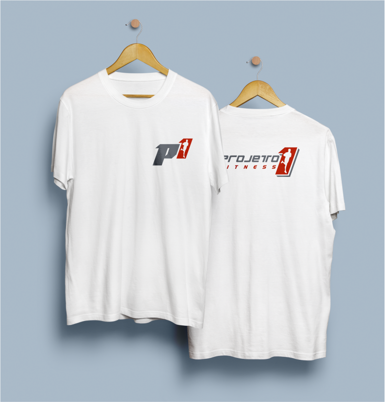 Camisetas Projetto 1 Fitness